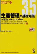 生産管理の基礎知識が面白いほどわかる本 5S、生産計画、材料計画、資材・購買管理、外注管理…生産管理の基本と正しい知識が身につくポイント35 (知りたいことがすぐわかるPLUS)