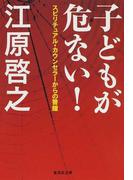 子どもが危ない! スピリチュアル・カウンセラーからの警鐘 (集英社文庫)(集英社文庫)