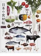 日本の食材帖 野菜|魚|肉