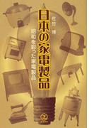 日本の家電製品 昭和を彩った家電製品