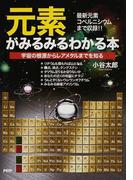 元素がみるみるわかる本 宇宙の根源からレアメタルまでを知る 最新元素コペルニシウムまで収録!!