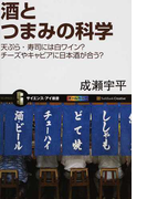 酒とつまみの科学 天ぷら・寿司には白ワイン?チーズやキャビアに日本酒が合う?
