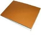 製本工房 A4ヨコ−50 ブラウン (KE−50−A4−BR)