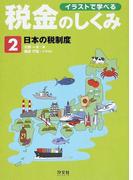 イラストで学べる税金のしくみ 2 日本の税制度
