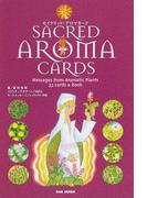 セイクリッド・アロマカード Messages from Aromtic Plants 33 cards & book