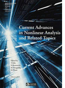 Current Advances in Nonlinear Analysis and Related Topics (GAKUTO International Series Mathematical Sciences and Applications)