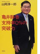 亀井静香支持率0%の突破力