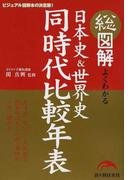 総図解よくわかる日本史&世界史同時代比較年表