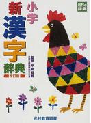 小学新漢字辞典 改訂版