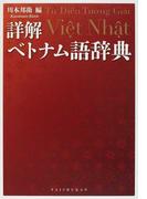 詳解ベトナム語辞典