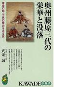 奥州藤原三代の栄華と没落 黄金の都・平泉の歴史を巡る旅 (KAWADE夢新書)
