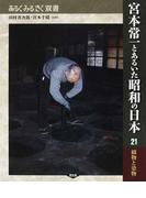 宮本常一とあるいた昭和の日本 21 織物と染物 (あるくみるきく双書)