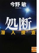 処断 潜入捜査 (実業之日本社文庫 潜入捜査)(実業之日本社文庫)