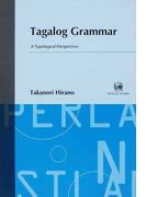 Tagalog Grammar A Typological Perspective