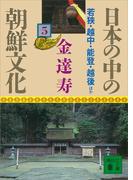 日本の中の朝鮮文化(5)(講談社文庫)