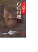 白色山塊(上)(徳間文庫)