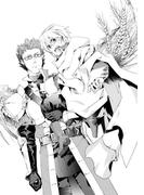 マギの魔法使い 傭兵王と魔法使いの子供(角川ビーンズ文庫)