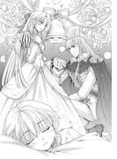 銀のパルティータ 真夜中の騎士(角川ビーンズ文庫)