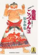 金星ごっつぁん(3)(光文社文庫)