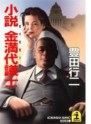 小説 金満代議士(光文社文庫)
