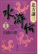 水滸伝 十三 白虎の章(集英社文庫)