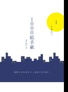 100日絵手紙 1