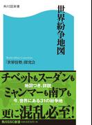 世界紛争地図(角川SSC新書)
