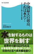 中国最大の弱点、それは水だ!  ~水ビジネスに賭ける日本の戦略~(角川SSC新書)