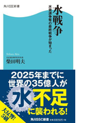 水戦争  水資源争奪の最終戦争が始まった(角川SSC新書)