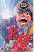 め組の大吾 16(少年サンデーコミックス)