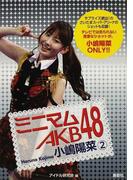 ミニマムAKB48小嶋陽菜 2