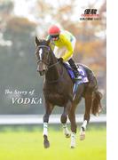 名馬の蹄跡Vol.1 The Story of VODKA ウオッカ物語 挑戦を続けた稀代の名牝