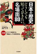 日本の歴史 どうしても知っておきたい名場面80(三笠書房)