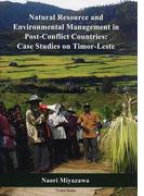 Natural Resource and Environmental Management in Post‐Conflict Countries Case Studies on Timor‐Leste
