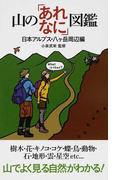 山の「あれなに」図鑑 日本アルプス・八ケ岳周辺編