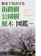 散歩で見かける街路樹・公園樹・庭木図鑑