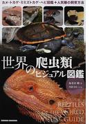 世界の爬虫類ビジュアル図鑑 カメ・トカゲ・ミミズトカゲ・ヘビ図鑑+人気種の飼育方法