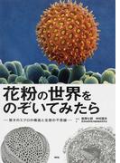 花粉の世界をのぞいてみたら 驚きのミクロの構造と生態の不思議
