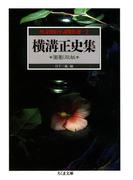 横溝正史集 面影双紙 ――怪奇探偵小説傑作選2(ちくま文庫)