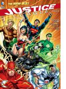 ジャスティス・リーグ:誕生 (ShoPro Books THE NEW 52!)