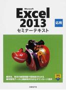 Microsoft Excel 2013 応用 (セミナーテキスト)