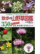 散歩の山野草図鑑 この花なに?がひと目でわかる!