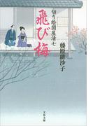 切り絵図屋清七 飛び梅(文春文庫)