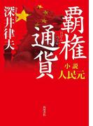 【期間限定価格】覇権通貨 小説人民元(角川書店単行本)