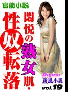 悶悦の熟女肌・性奴転落(Digital新風小説)