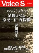 """アベノミクスの足枷となる原発""""不""""再稼働 【Voice S】(Voice S)"""