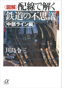 〈図解〉配線で解く「鉄道の不思議」 中部ライン編(講談社+α文庫)