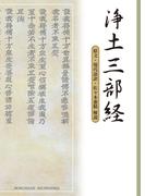 浄土三部経 原文・現代語訳・解説