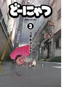 どーにゃつ3巻(ヤングガンガンコミックス)