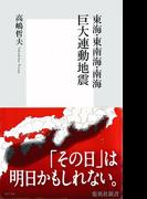 東海・東南海・南海 巨大連動地震(集英社新書)